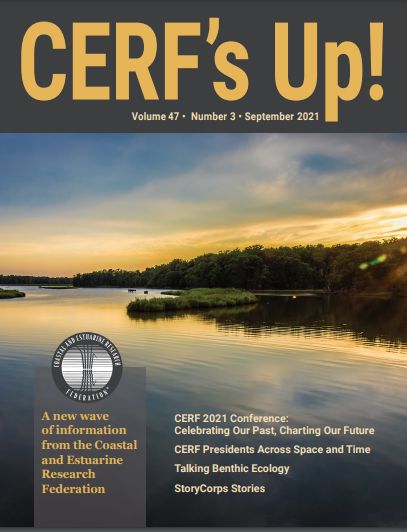 CERF's Up Vol. 47(3) Cover