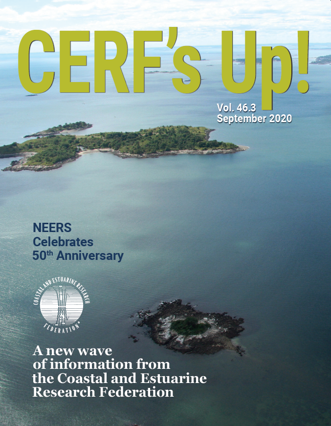 CERF's Up 46.3 Cover